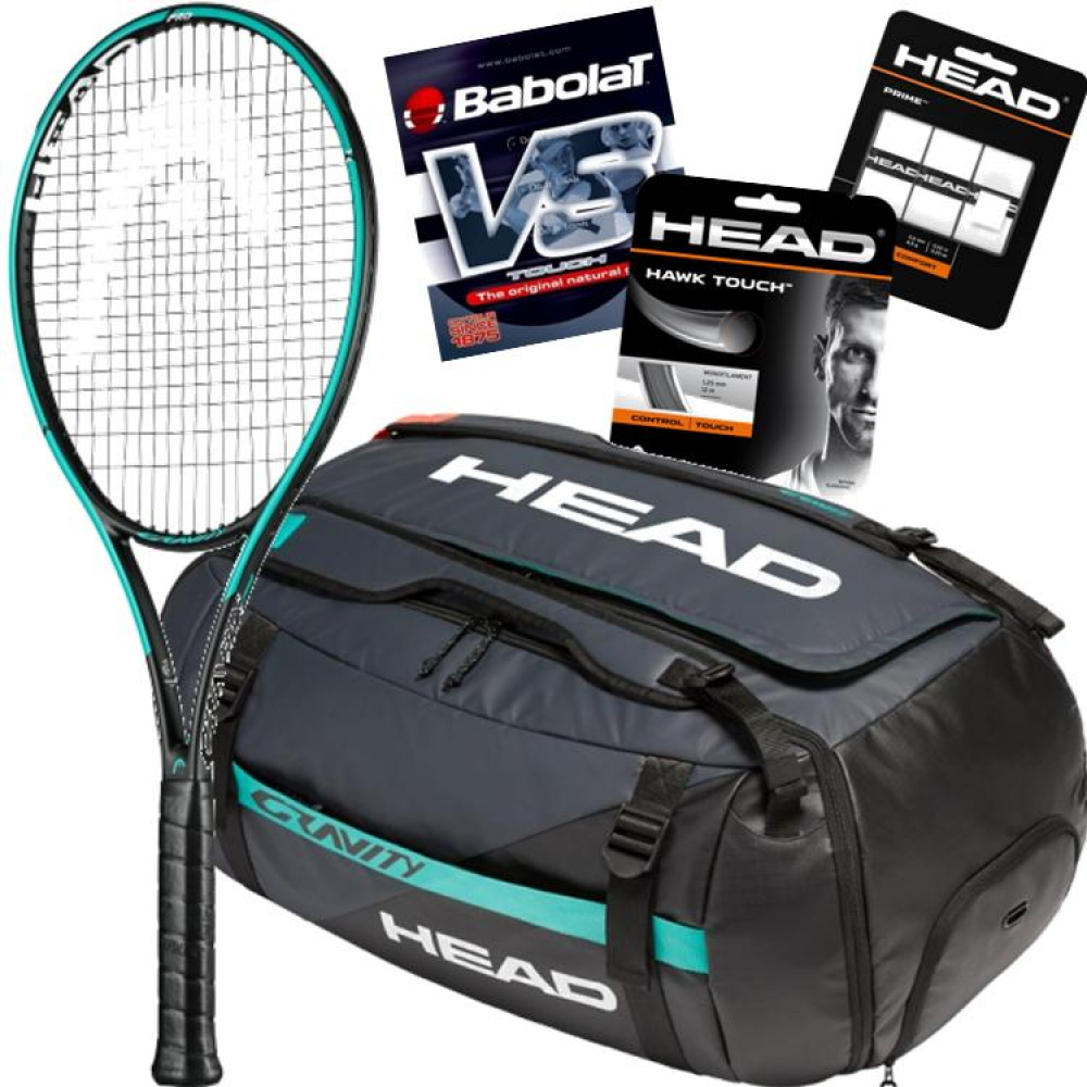 Alexander Zverev Pro Player Tennis Gear Bundle