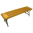 Patio and Mall Bench #3091 - Tennis Equipment Types