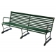 Paddock Bench - Tennis Benches 6-7 Feet