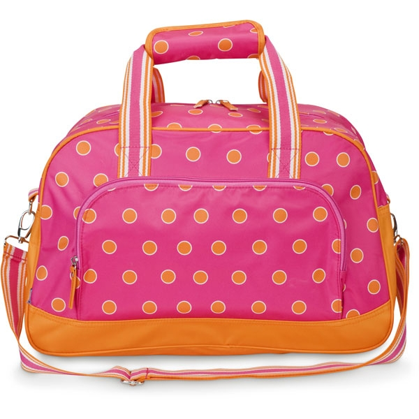 All For Color Sorbet Spots Duffle Bag