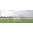 All Purpose Backstop System-4 Inch Netting, #1071436 - Sports Equipment