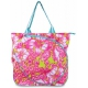 All For Color Aloha Paradise Tennis Tote - All For Color