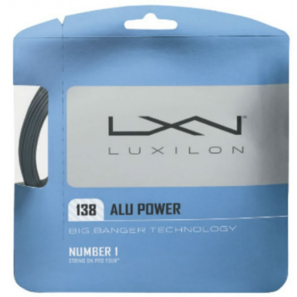 Luxilon ALU Power 138 15g Tennis String (Set)