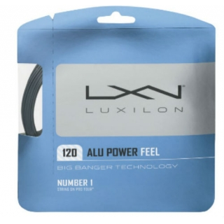 Luxilon ALU Power Feel 120 18g Tennis String (Set)