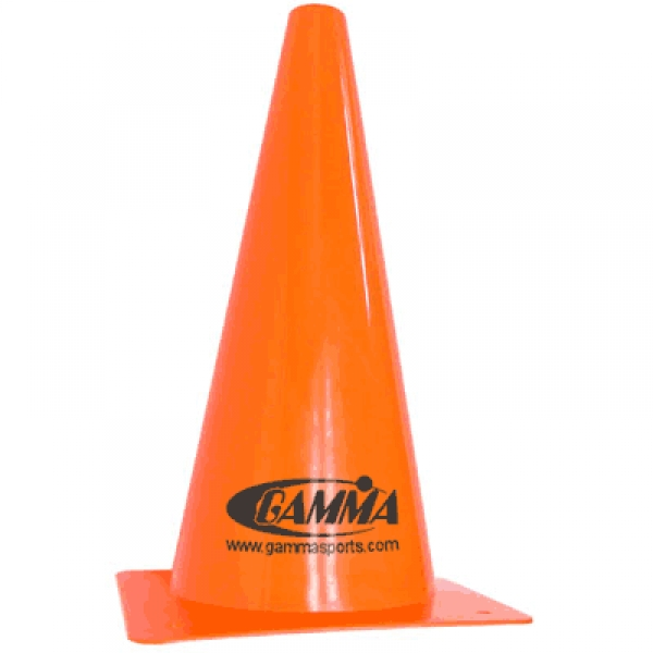 GAMMA 12 in. Target Cone (36'/60'/Full Courts)