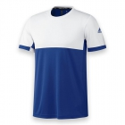 Adidas Men's T16 CC Team Tennis Tee (Blue/White) - Men's T-Shirts & Crew Necks