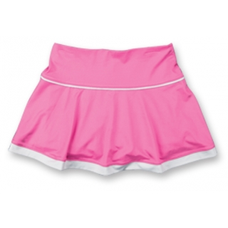 Little Miss Tennis Flared Skort (Pnk/ Wht)