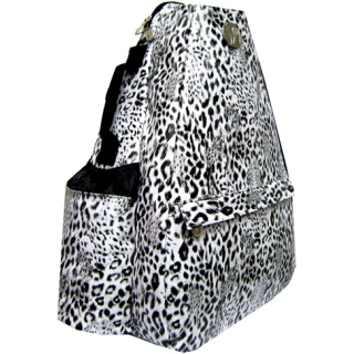 Jet Artic Leopard Small Sling Convertible