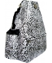 Jet Artic Leopard Small Sling Convertible - Jet Small  Convertible Tennis Bags