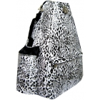 Jet Artic Leopard Small Sling - Jet Bags