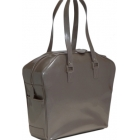 Cortiglia Belvedere Argento Tote (Silver) - Designer Tennis Bags - Luxury Fabrics and Ultimate Functionality