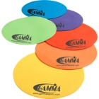 GAMMA Court Spots 6-Pack (36'/60'/Full Courts) - Training Equipment
