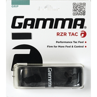 Gamma RZR Tac Tennis Racquet Replacement Grip