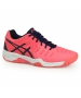 Asics Gel Resolution 7 Junior Tennis Shoes (Diva Pink/Indigo Blue/White) - Kids Tennis Shoes