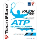 Tecnifibre ATP Razor Code Blue 17g (Set) - New Tecnifibre Rackets, Bags, and Strings