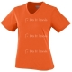 Augusta Women's Wicking/ Antimicrobial Jersey - Augusta Women's Apparel Tennis Apparel