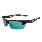 Bolle Bolt S Competivision Gun Sunglasses (Matte Black) - Tennis Accessory Types