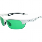 Bolle Bolt S Competivision Gun Sunglasses (Shiny White) - Tennis Accessory Types