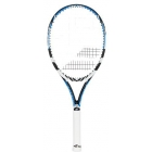 Babolat Drive Lite Tennis Racquet (Lt Blue/ White) - Babolat Tennis Racquets, Shoes, Bags and More #TennisRunsInOurBlood
