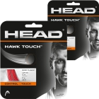 Head Hawk Touch 17g Tennis String, Red (2 Sets) - Head Cyber Week Deals on Tennis String Sets