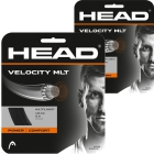 Head Velocity MLT 17g Tennis String (2 Sets) - Promotions, Discounts and Special Offers on Premium Tennis Gear