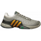 Adidas Men's Barricade 2015 Wall Street Tennis Shoes (Gold / Green) - Adidas Barricade Tennis Shoes