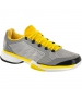 Adidas Women's Barricade 2015 Tennis Shoes (Grey/Yellow/Black) - Adidas Tennis Shoes