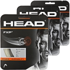 Head FXP 17g Tennis String (3 Sets) - Promotions, Discounts and Special Offers on Premium Tennis Gear