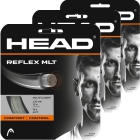 Head Reflex MLT 17g Tennis String (3 Sets) - Promotions, Discounts and Special Offers on Premium Tennis Gear