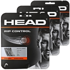 Head RIP Control 17g Tennis String (3 Sets) - Promotions, Discounts and Special Offers on Premium Tennis Gear