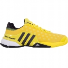 Adidas Men's Barricade Tennis Shoes (Yellow/ Black) - Adidas Barricade Tennis Shoes