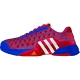 Adidas Men's Barricade 2015 Tennis Shoes (Red/ Blue/ White) - MAP Products
