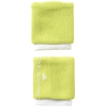 Adidas Stella McCartney Tennis Wristband (Solar Yellow/White)