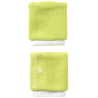 Adidas Stella McCartney Tennis Wristband (Solar Yellow/White) - Adidas Headbands & Wristbands