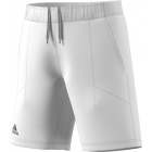 Adidas Men's Melbourne Bermuda Short (White/Blue) - Adidas Men's Tennis Apparel