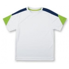 LMT Classic Crew 2 (White/ Green/ Navy) - LMT Tennis Apparel