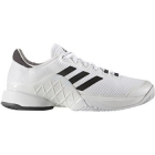 Adidas Men's Barricade 2017 Tennis Shoe (White/Grey) - Adidas Barricade Tennis Shoes