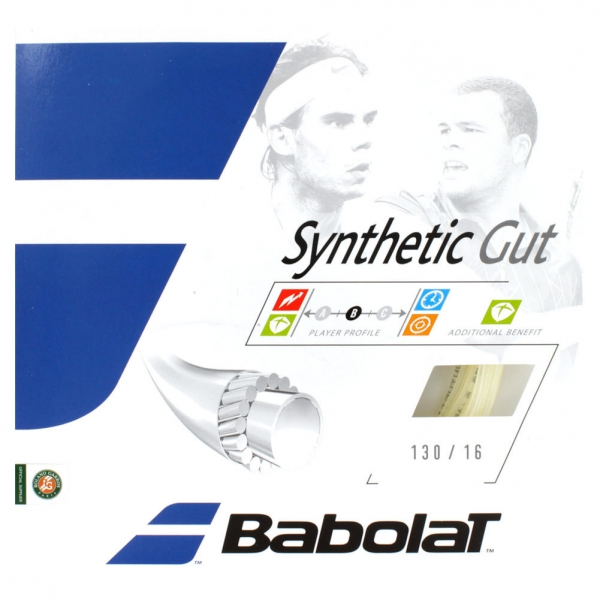 Babolat Synthetic Gut 16G (Set)
