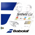 Babolat Synthetic Gut 17G (Set) - Babolat December String Spectacular!
