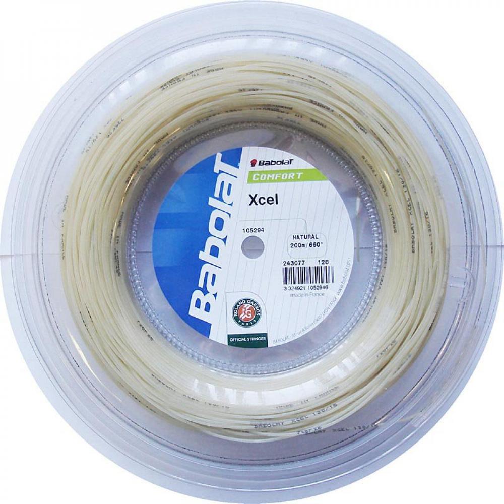 Babolat Xcel 16G Tennis String (Reel)