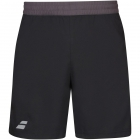 Babolat Boy's Compete w/Performance Polyester Tennis Short (Black/Black) [copy] - New Style Tennis Apparel
