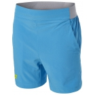 Babolat Boy's Compete w/Performance Polyester Tennis Short (Estate Blue) - New Style Tennis Apparel