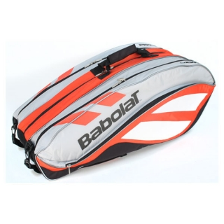 Babolat Club Line Racquet Holder x12 (Red)