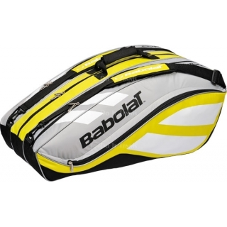 Babolat Club Line Racquet Holder x12 (Yellow)