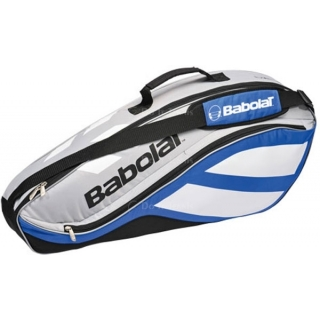 Babolat Club Line Racquet Holder x3 (Blue)