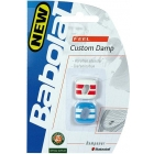 Babolat Custom Dampener (White/ Blue) - Babolat Tennis Accessories