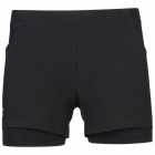 Babolat Girl's Exercise Tennis Shorts (Black/Black) - Girl's Tennis Apparel