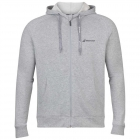 Babolat Boy's Exercise Hooded Tennis Training Jacket (High Rise/Heather) -