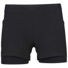 Babolat Women's Exercise Tennis Training Shorts (Black/Black) -