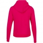 Babolat Kids' Exercise Hooded Tennis Training Sweatshirt (Red Rose)